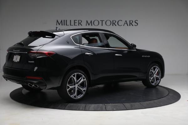 New 2022 Maserati Levante Modena for sale $104,545 at Alfa Romeo of Westport in Westport CT 06880 8