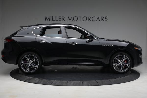 New 2022 Maserati Levante Modena for sale $104,545 at Alfa Romeo of Westport in Westport CT 06880 9