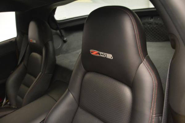 Used 2006 Chevrolet Corvette Z06 Hardtop for sale Sold at Alfa Romeo of Westport in Westport CT 06880 14