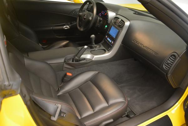 Used 2006 Chevrolet Corvette Z06 Hardtop for sale Sold at Alfa Romeo of Westport in Westport CT 06880 15
