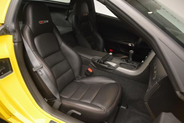 Used 2006 Chevrolet Corvette Z06 Hardtop for sale Sold at Alfa Romeo of Westport in Westport CT 06880 17