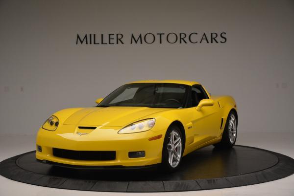 Used 2006 Chevrolet Corvette Z06 Hardtop for sale Sold at Alfa Romeo of Westport in Westport CT 06880 2