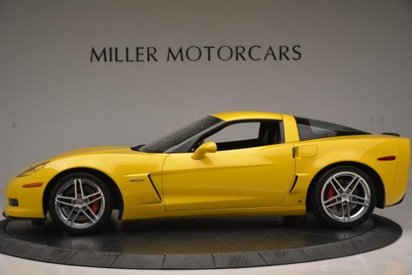 Used 2006 Chevrolet Corvette Z06 Hardtop for sale Sold at Alfa Romeo of Westport in Westport CT 06880 3
