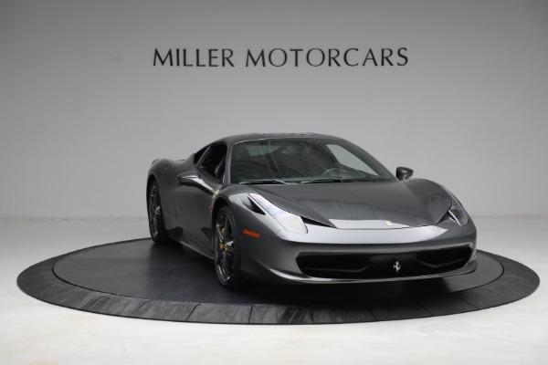 Used 2011 Ferrari 458 Italia for sale $229,900 at Alfa Romeo of Westport in Westport CT 06880 11