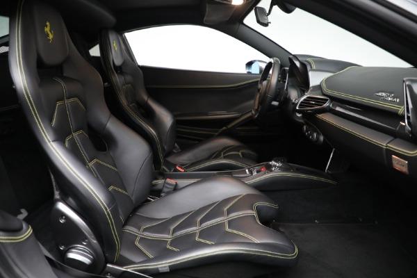 Used 2011 Ferrari 458 Italia for sale $229,900 at Alfa Romeo of Westport in Westport CT 06880 18
