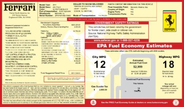 Used 2011 Ferrari 458 Italia for sale $229,900 at Alfa Romeo of Westport in Westport CT 06880 25