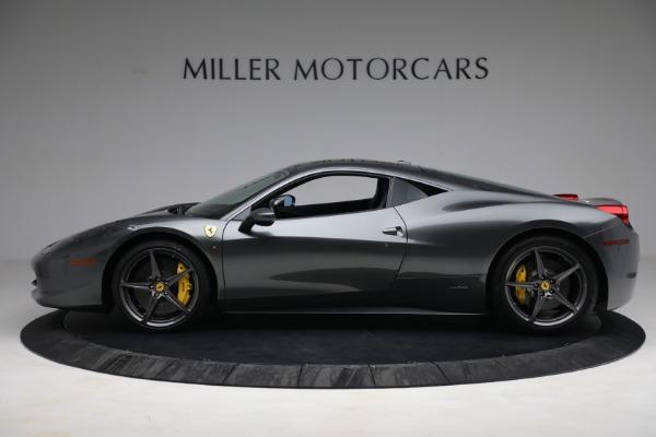 Used 2011 Ferrari 458 Italia for sale $229,900 at Alfa Romeo of Westport in Westport CT 06880 3