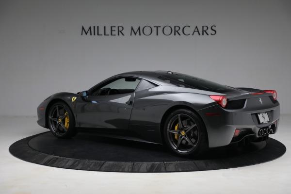 Used 2011 Ferrari 458 Italia for sale $229,900 at Alfa Romeo of Westport in Westport CT 06880 4