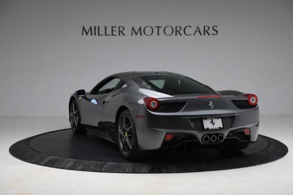 Used 2011 Ferrari 458 Italia for sale $229,900 at Alfa Romeo of Westport in Westport CT 06880 5