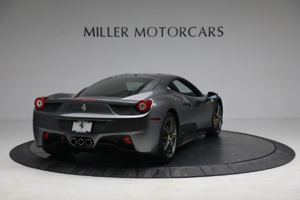 Used 2011 Ferrari 458 Italia for sale $229,900 at Alfa Romeo of Westport in Westport CT 06880 7