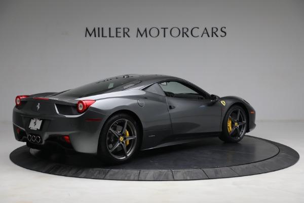 Used 2011 Ferrari 458 Italia for sale $229,900 at Alfa Romeo of Westport in Westport CT 06880 8