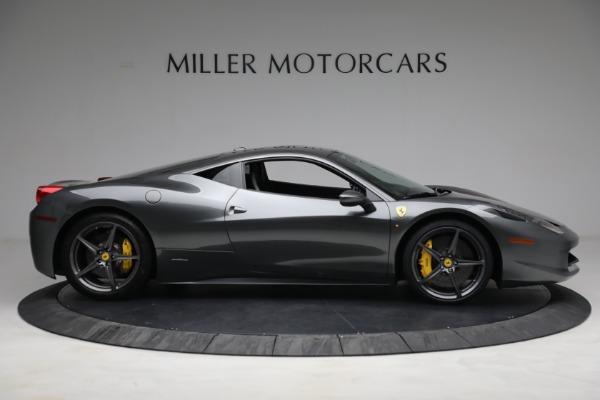 Used 2011 Ferrari 458 Italia for sale $229,900 at Alfa Romeo of Westport in Westport CT 06880 9
