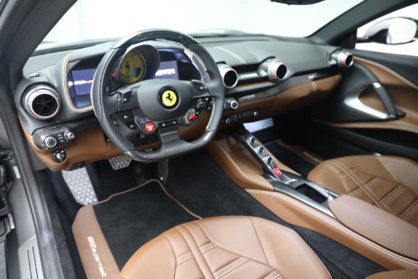 Used 2018 Ferrari 812 Superfast for sale Call for price at Alfa Romeo of Westport in Westport CT 06880 13