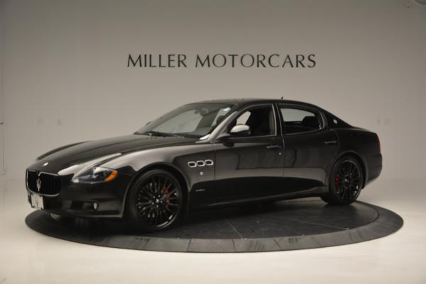 Used 2011 Maserati Quattroporte Sport GT S for sale Sold at Alfa Romeo of Westport in Westport CT 06880 2