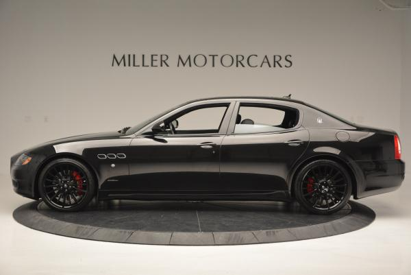 Used 2011 Maserati Quattroporte Sport GT S for sale Sold at Alfa Romeo of Westport in Westport CT 06880 3