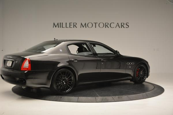 Used 2011 Maserati Quattroporte Sport GT S for sale Sold at Alfa Romeo of Westport in Westport CT 06880 8