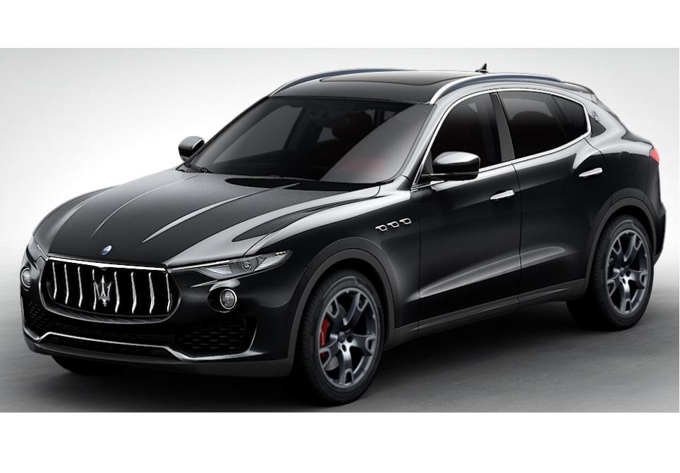 New 2017 Maserati Levante 350hp for sale Sold at Alfa Romeo of Westport in Westport CT 06880 1