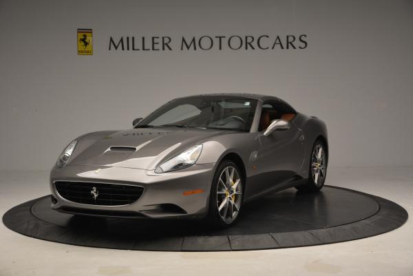 Used 2012 Ferrari California for sale Sold at Alfa Romeo of Westport in Westport CT 06880 13