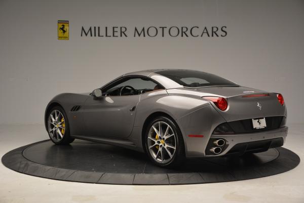 Used 2012 Ferrari California for sale Sold at Alfa Romeo of Westport in Westport CT 06880 17
