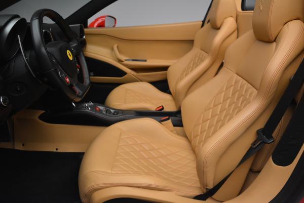 Used 2013 Ferrari 458 Spider for sale Sold at Alfa Romeo of Westport in Westport CT 06880 26