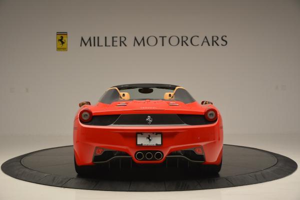 Used 2013 Ferrari 458 Spider for sale Sold at Alfa Romeo of Westport in Westport CT 06880 6