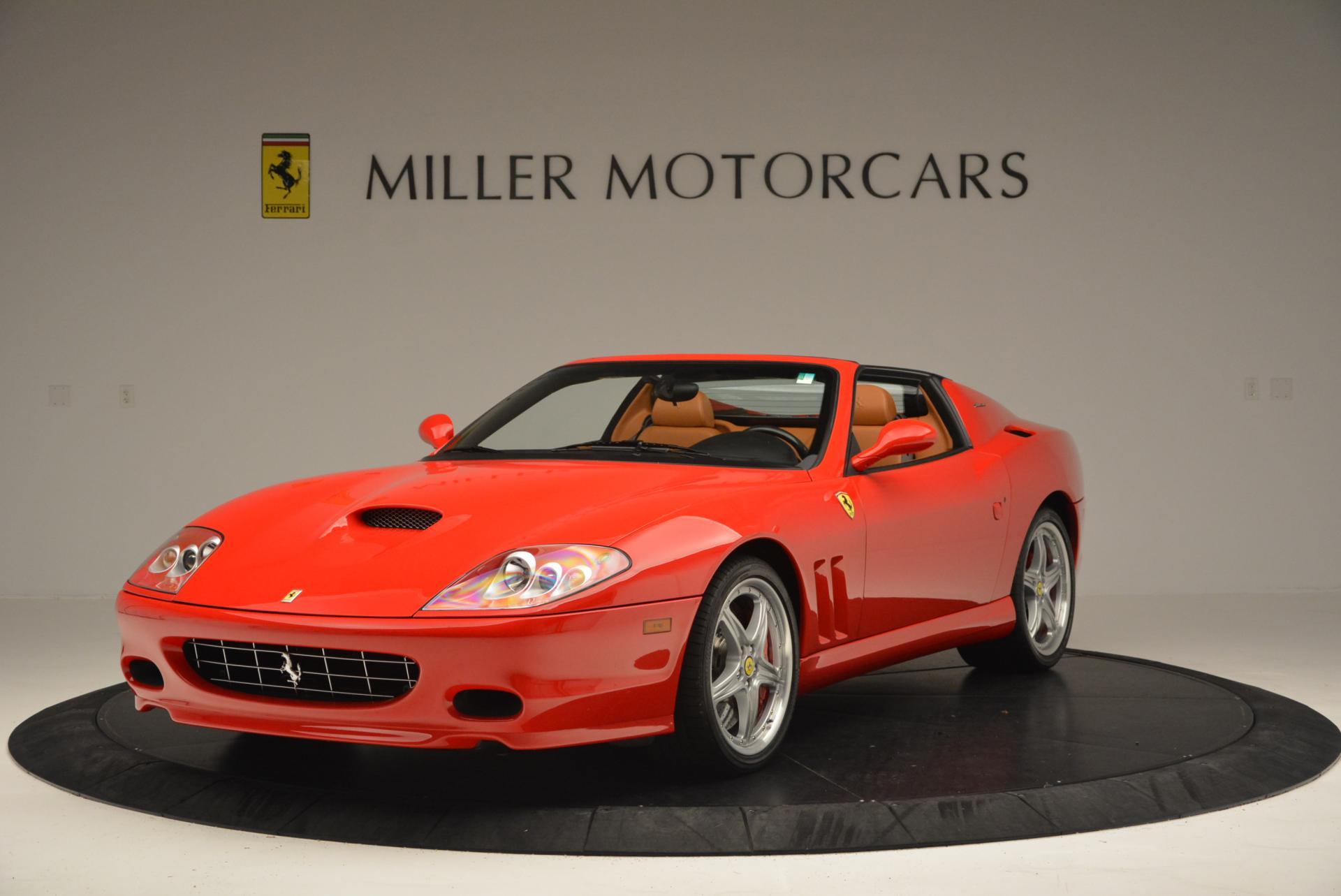Used 2005 Ferrari Superamerica for sale Sold at Alfa Romeo of Westport in Westport CT 06880 1