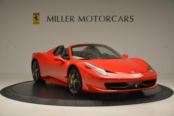 Used 2015 Ferrari 458 Spider for sale Sold at Alfa Romeo of Westport in Westport CT 06880 11