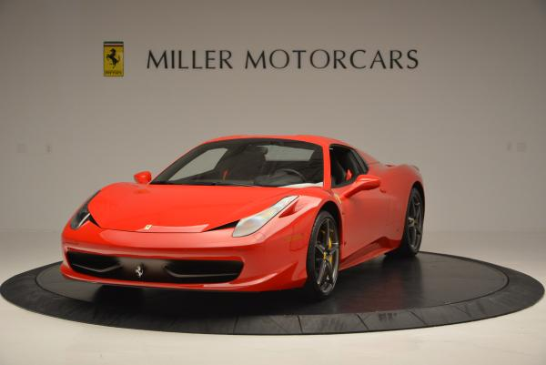 Used 2015 Ferrari 458 Spider for sale Sold at Alfa Romeo of Westport in Westport CT 06880 13