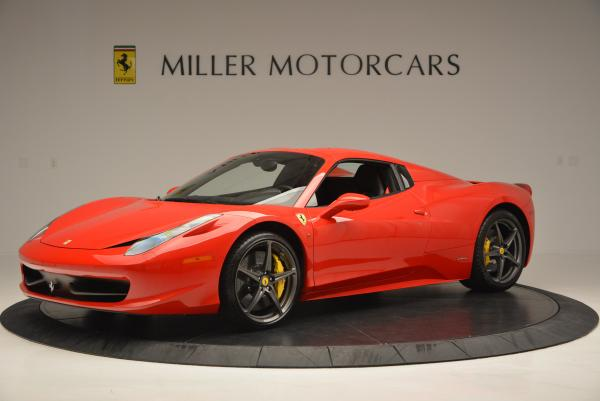Used 2015 Ferrari 458 Spider for sale Sold at Alfa Romeo of Westport in Westport CT 06880 14