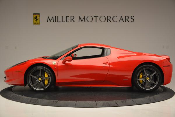 Used 2015 Ferrari 458 Spider for sale Sold at Alfa Romeo of Westport in Westport CT 06880 15