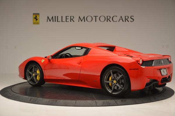 Used 2015 Ferrari 458 Spider for sale Sold at Alfa Romeo of Westport in Westport CT 06880 16
