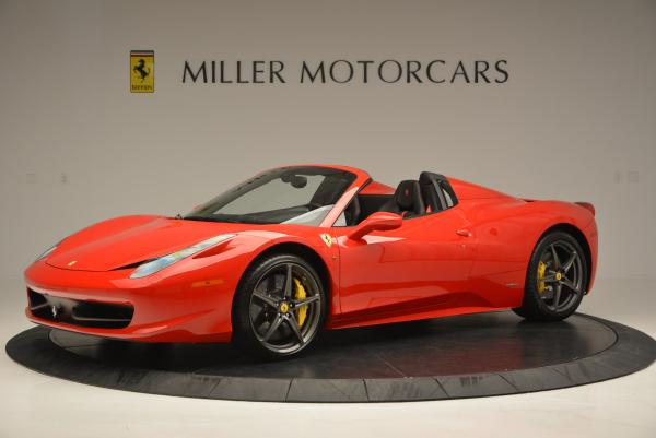 Used 2015 Ferrari 458 Spider for sale Sold at Alfa Romeo of Westport in Westport CT 06880 2