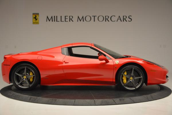 Used 2015 Ferrari 458 Spider for sale Sold at Alfa Romeo of Westport in Westport CT 06880 21