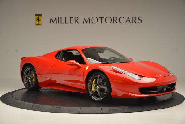 Used 2015 Ferrari 458 Spider for sale Sold at Alfa Romeo of Westport in Westport CT 06880 22