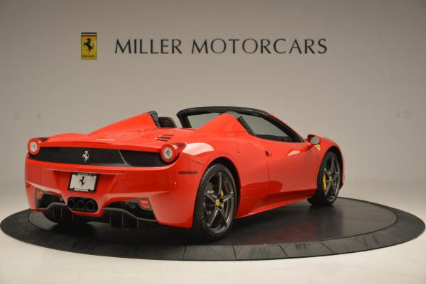 Used 2015 Ferrari 458 Spider for sale Sold at Alfa Romeo of Westport in Westport CT 06880 7