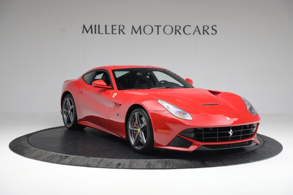 Used 2015 Ferrari F12 Berlinetta for sale Sold at Alfa Romeo of Westport in Westport CT 06880 10
