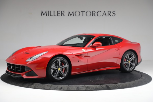 Used 2015 Ferrari F12 Berlinetta for sale Sold at Alfa Romeo of Westport in Westport CT 06880 2