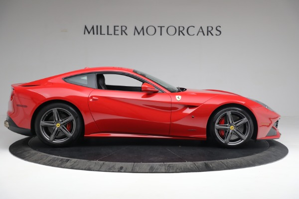 Used 2015 Ferrari F12 Berlinetta for sale Sold at Alfa Romeo of Westport in Westport CT 06880 8
