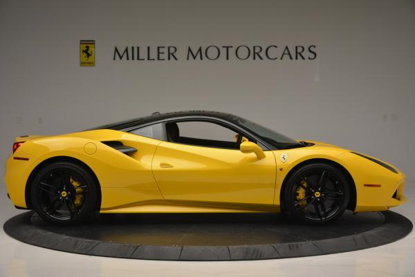 Used 2016 Ferrari 488 GTB for sale Sold at Alfa Romeo of Westport in Westport CT 06880 9