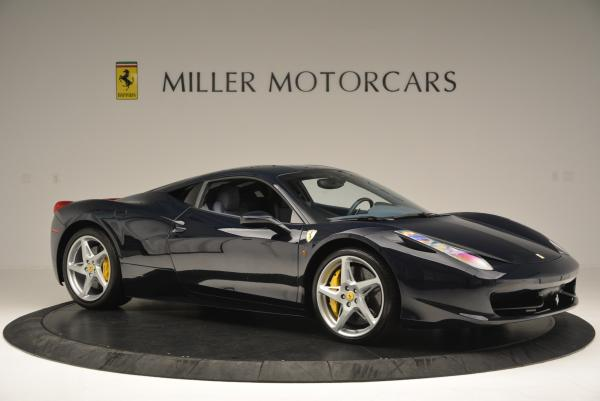 Used 2012 Ferrari 458 Italia for sale Sold at Alfa Romeo of Westport in Westport CT 06880 10