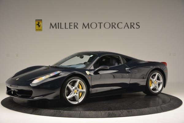 Used 2012 Ferrari 458 Italia for sale Sold at Alfa Romeo of Westport in Westport CT 06880 2