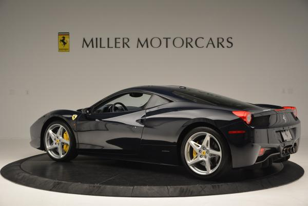 Used 2012 Ferrari 458 Italia for sale Sold at Alfa Romeo of Westport in Westport CT 06880 4