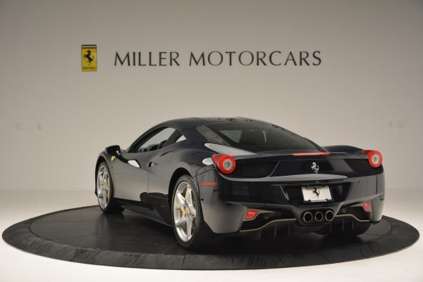 Used 2012 Ferrari 458 Italia for sale Sold at Alfa Romeo of Westport in Westport CT 06880 5