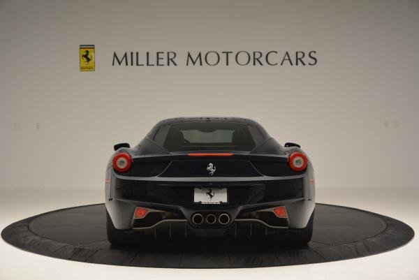 Used 2012 Ferrari 458 Italia for sale Sold at Alfa Romeo of Westport in Westport CT 06880 6
