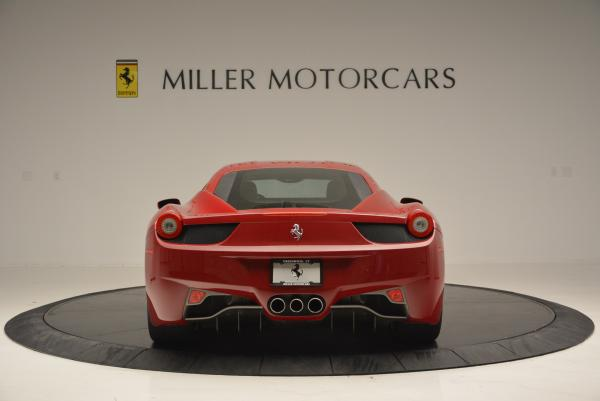 Used 2011 Ferrari 458 Italia for sale Sold at Alfa Romeo of Westport in Westport CT 06880 6