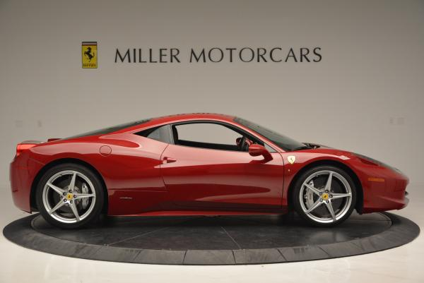 Used 2011 Ferrari 458 Italia for sale Sold at Alfa Romeo of Westport in Westport CT 06880 9