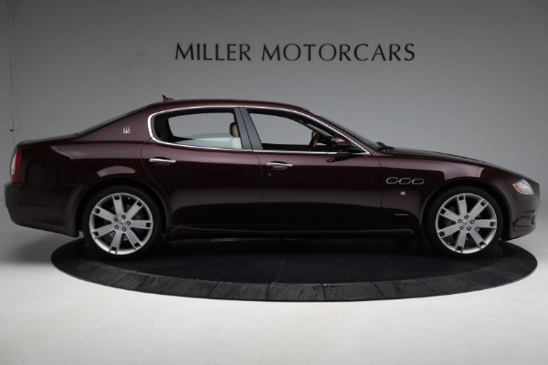 Used 2011 Maserati Quattroporte for sale Sold at Alfa Romeo of Westport in Westport CT 06880 10