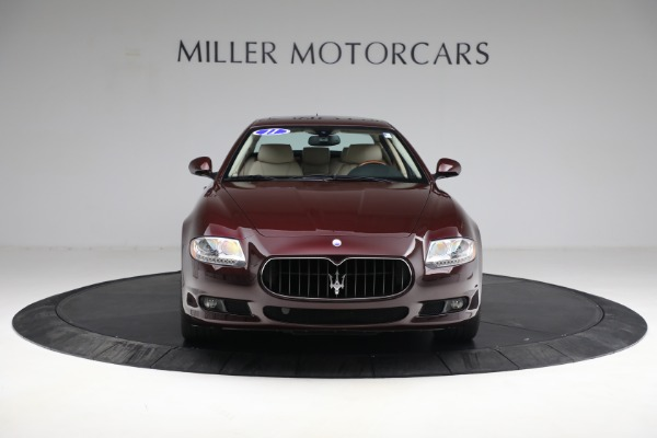 Used 2011 Maserati Quattroporte for sale Sold at Alfa Romeo of Westport in Westport CT 06880 13