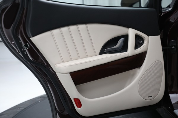 Used 2011 Maserati Quattroporte for sale Sold at Alfa Romeo of Westport in Westport CT 06880 21