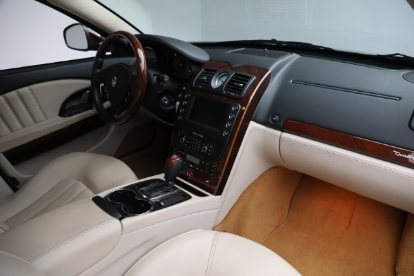 Used 2011 Maserati Quattroporte for sale Sold at Alfa Romeo of Westport in Westport CT 06880 22